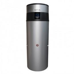 ECOTANK SILVER 200L -  Bomba calor aqs c/serpentina - SOLIUS