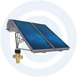 SUPERKIT 300L BAIXO PERFIL- Painel Solar Termossifão - SOLIUS