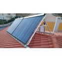 SEHP30 - Colector Solar Tubos de Vácuo - SOLENERGY