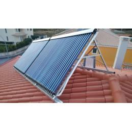 SEHP30 - Coletor Solar Tubos de Vácuo - SOLENERGY