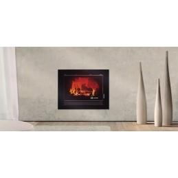 Ecoglass 80 - 12kw - Recuperador de calor a água - ECOFOREST