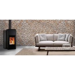 Nature - 7,5 kW - ESTUFAS DE PELLETS 7.5KW - ECOFOREST