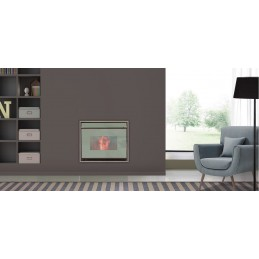 Granada - 12 kW - Recuperador de calor a pellets - ECOFOREST