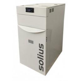 HIDRAPLUS 25KW - Caldeira a Pellets - SOLIUS