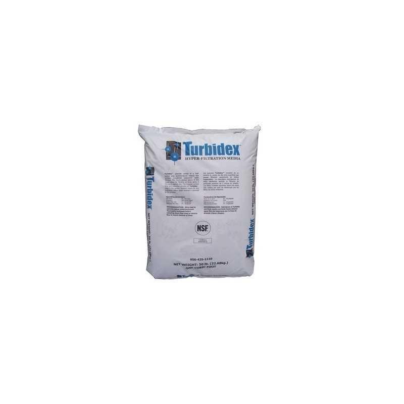 Média Filtrante Turbidex ( Sacos 28.3Litros )