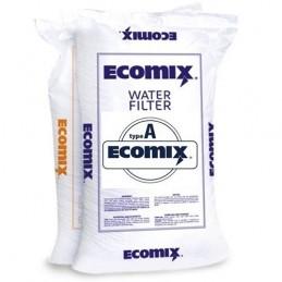 Média Filtrante Ecomix Type A ( Sacos 12 Litros )