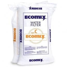 Média Filtrante Ecomix Type C ( Sacos 12 Litros )