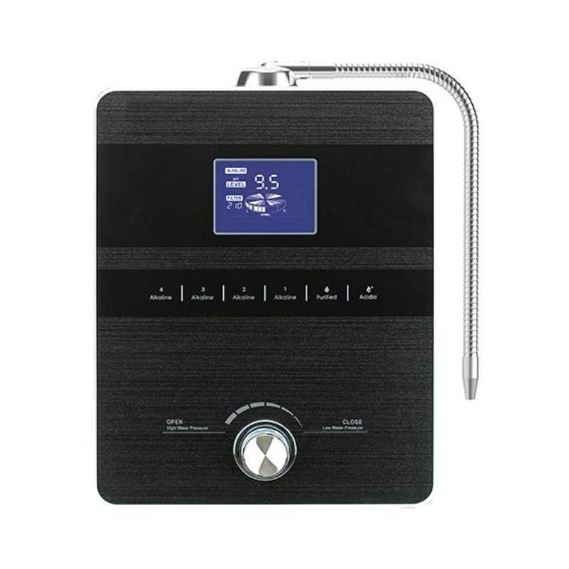 Ionizador 7 placas
