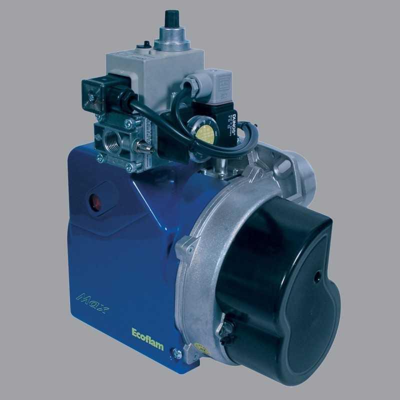 MAX GAS 40P CC - Queimador a Gás - ECOFLAM