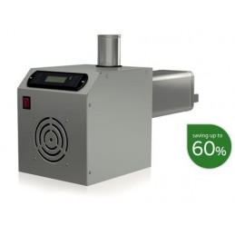 B-ONE 100KW - Queimador a Biomassa - B-MAX