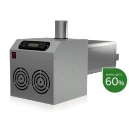 B-TWO 200KW - Queimador a Biomassa - B-MAX