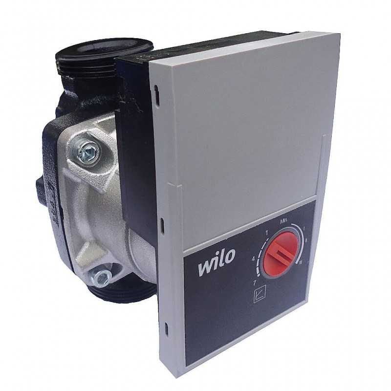 PARA RS25/6 - Circulador aquecimento 180mm - WILO