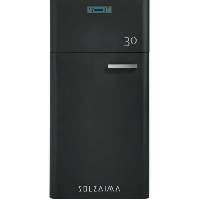 SZM A 24KW - Caldeira a pellets - SOLZAIMA