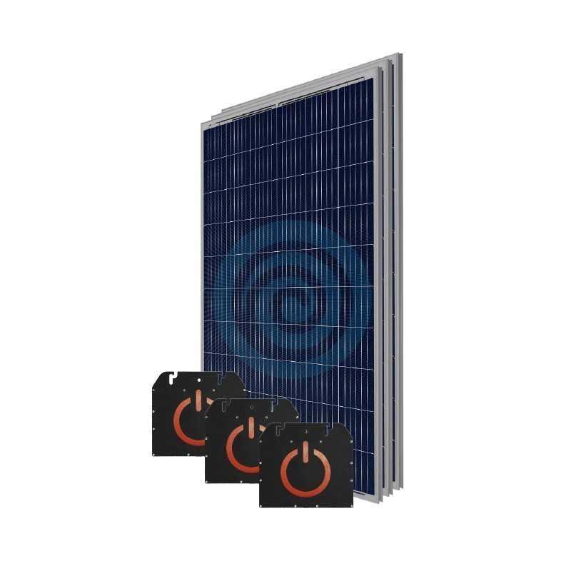 MICROKIT 840 - Kit Autoconsumo - SOLIUS