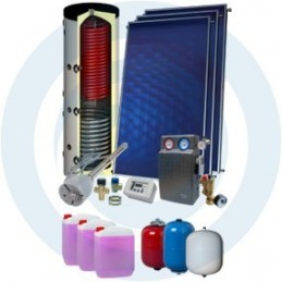 KIT HYGENIO 490L - Sistema Solar - SOLIUS