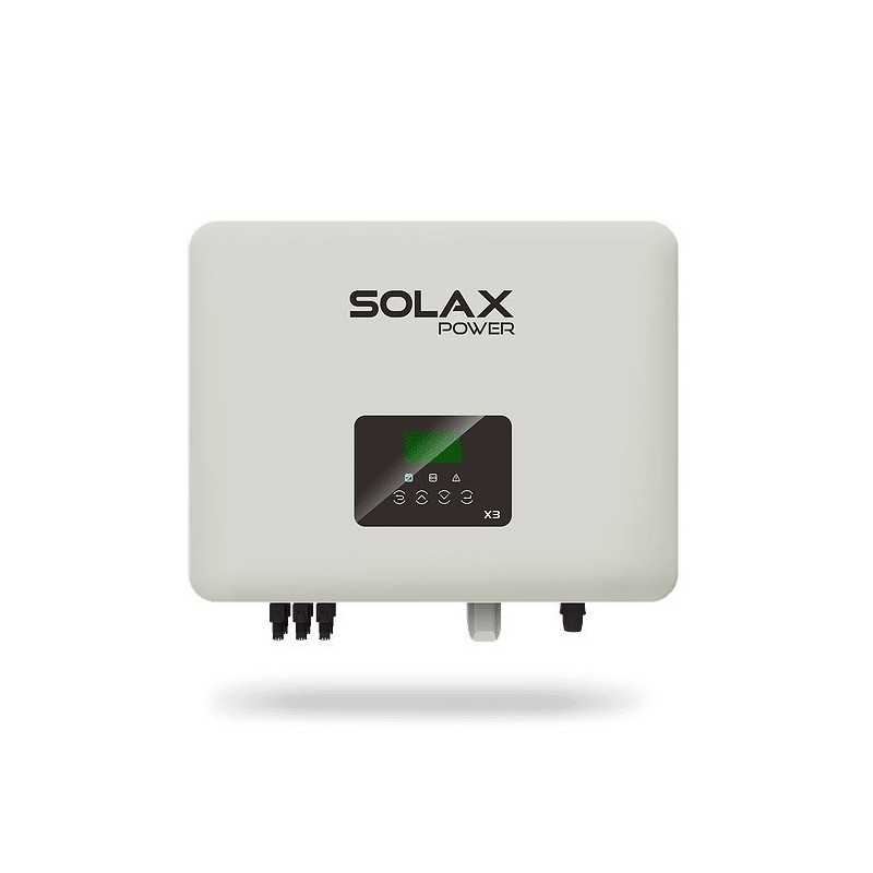SOLAX X3 PRO 12.0P - Inversor auto consumo - SOLAX POWER