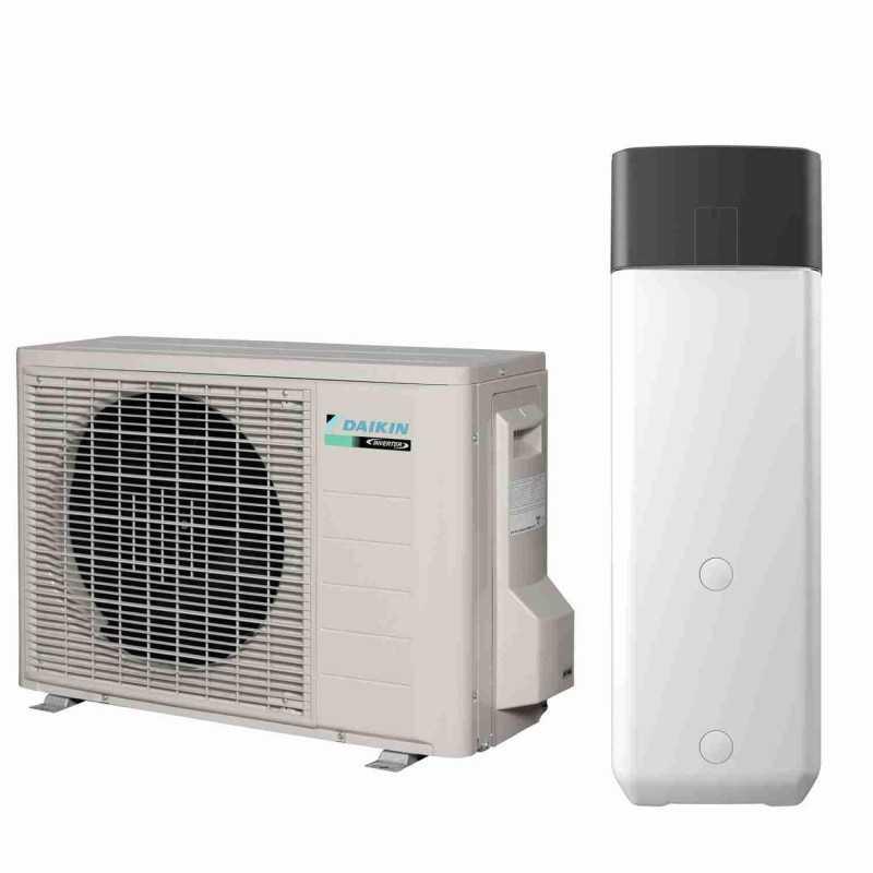 ECH2O 300L - Bomba de calor AQS - DAIKIN