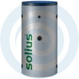 INERCOOL 500 L - Acumulador Inércia para Climatização - Solius