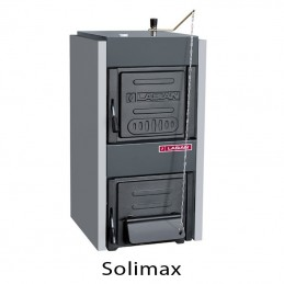SOLIMAX 40KW - Caldeira a lenha - LASIAN