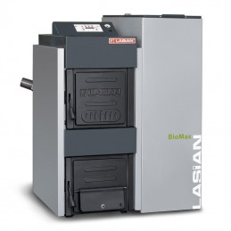 BIOMAX COMPACT 30KW - Caldeira a biomassa - LASIAN