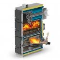 BIODUO COMPACT 30KW - Caldeira a biomassa - LASIAN