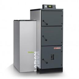 BIODUO COMPACT 40KW - Caldeira a biomassa - LASIAN