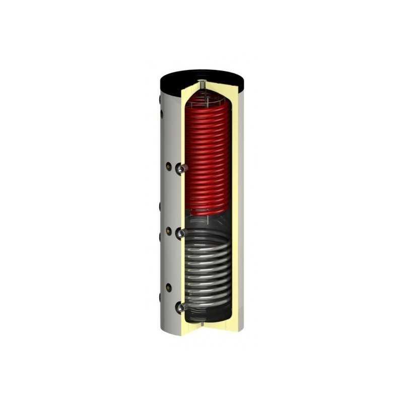 HYGENIO 330 - Acumulador combinado - SOLIUS