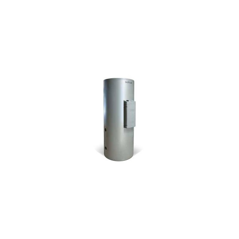 TERMOINOX 150L 1 SERP. - Acumulador Inox - SOLIUS