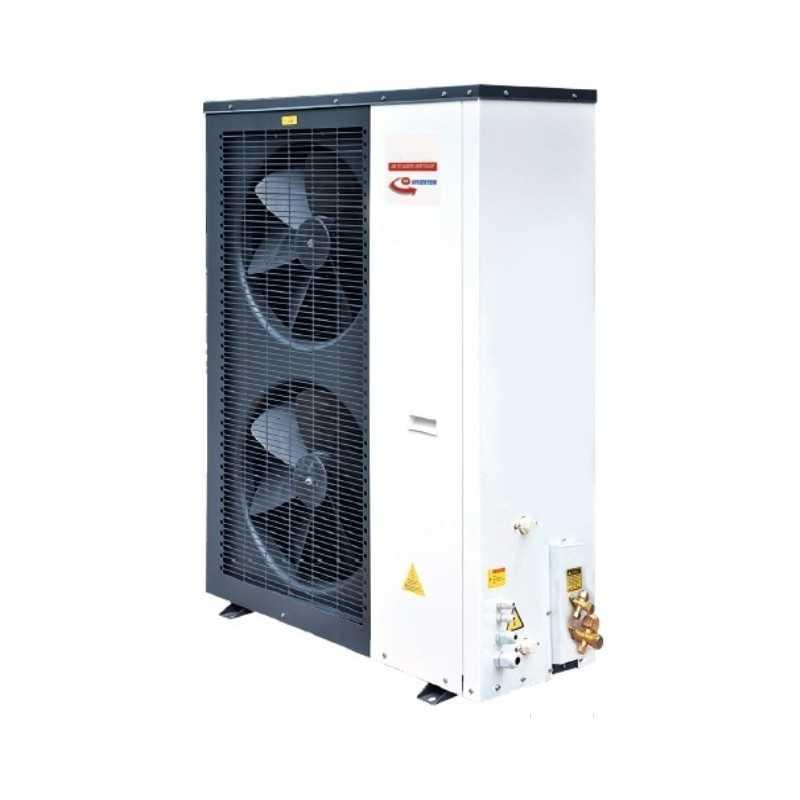 SE-BC105M (30KW) - Bomba calor - SOLENERGY