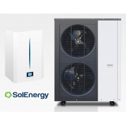 SE-BC105 (30KW) - Bomba calor - SOLENERGY