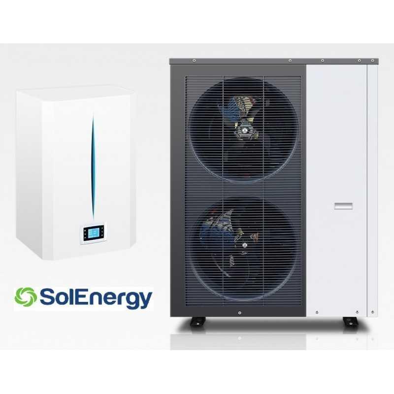 SE-BC85 30KW - Bomba calor - SOLENERGY