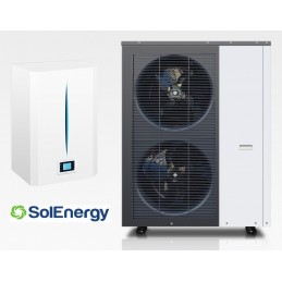 SE-BC65 18KW - Bomba calor - SOLENERGY