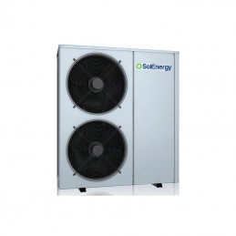 SE-AT/15KW - Bomba Calor Alta Temperatura - SOLENERGY