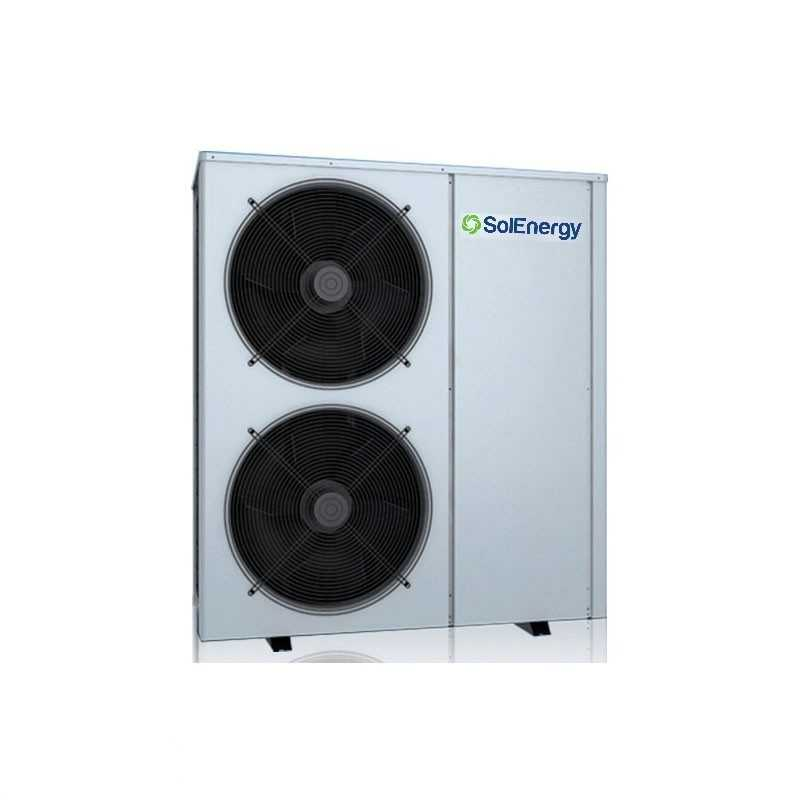 SE-AT/30KW - Bomba Calor Alta Temperatura - SOLENERGY