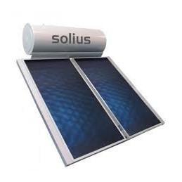 SUPERKIT 300L - Painel Solar Termossifão - SOLIUS