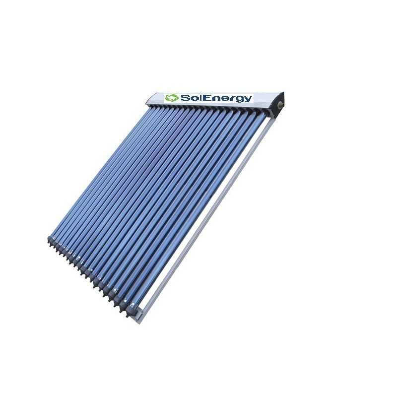 SEHP20 - Colector Solar Tubos de Vácuo - SOLENERGY