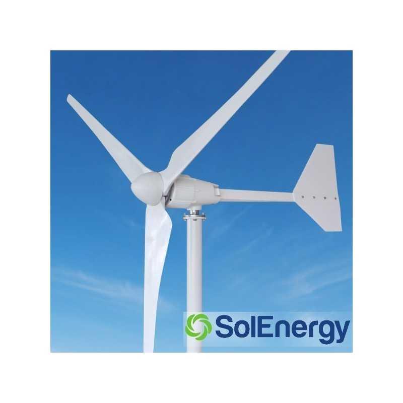 SE2000 - Gerador Eólico - SOLENERGY