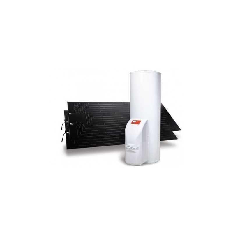 ECO 500isx - Bomba Calor Termodinâmica AQS - ENERGIE